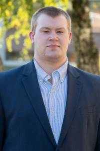 Timothy Dodier, Student Elected Trustee