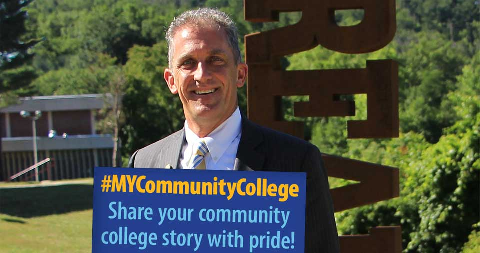 MYCommunityCollege Share your community college story with pride!