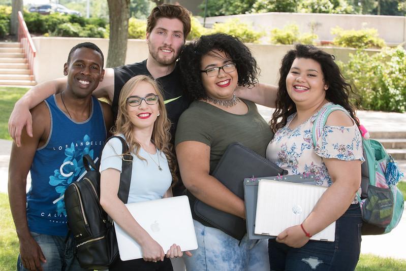 NECC Students
