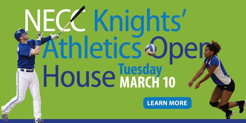 NECC Knights Athletics Open House