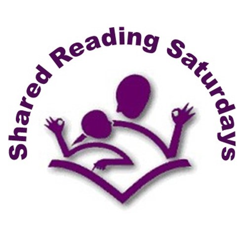 Shared Reading Saturdays Logo