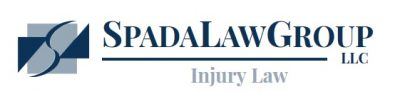 Spada Law Group Inc. logo. Injury Law.