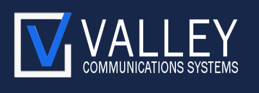 Valley Communications Systems logo. Injury Law.