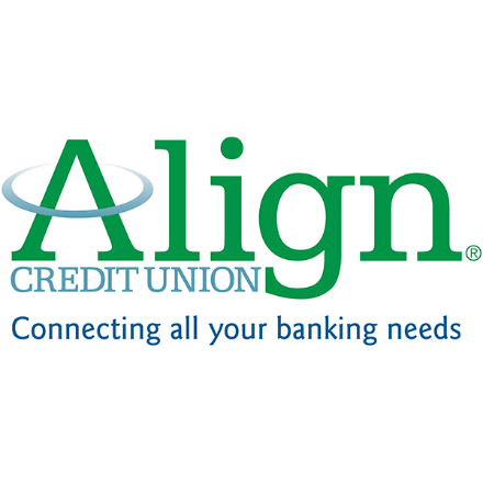 Align Credit Union. Connecting all your banking needs.