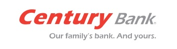 Century Bank. Our family's bank. And your's.
