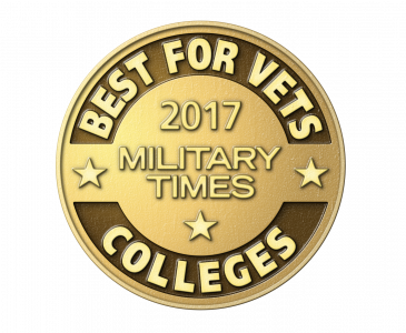 2017 Best for Vets - Colleges - Award-Military Times